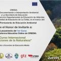 Lecciones de la Naturaleza llega a Honduras